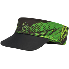 Buff Pack Run Visor R-Flash Logo Yellow Fluor